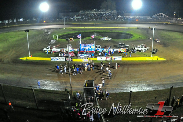 Cedar lake Speedway, Night #3 USA Nationals, August 2nd, 2014