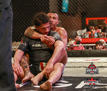 Wesley Cordova vs Brandon Lopez (W)