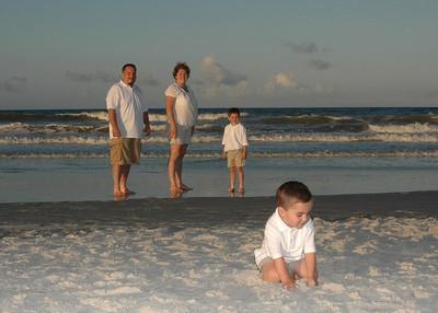 Mclaren Family. St.Augustine,FL. 05-2011