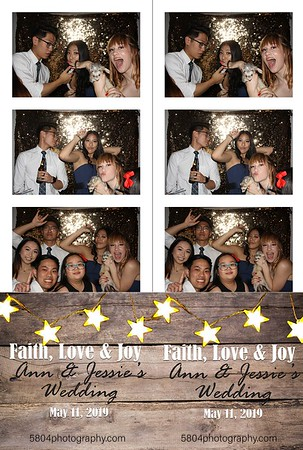Ann & Jessie's Wedding