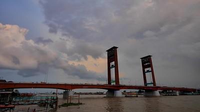 Pagaralam Lahat Palembang.