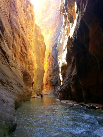 Zion Narrows - Canyonlands Arches - Fisher Towers  2015