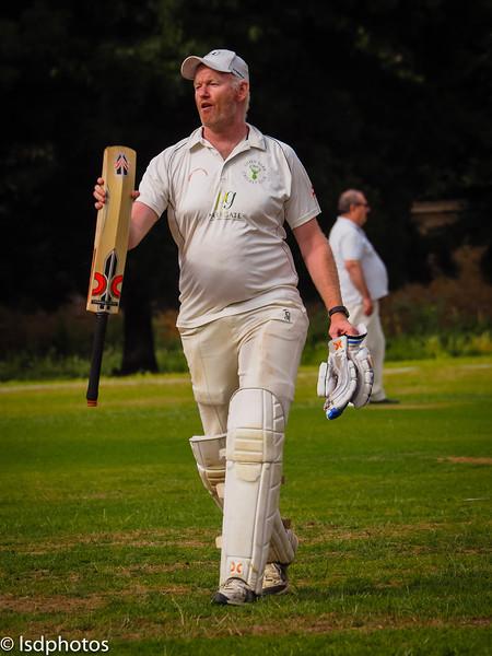 Sheen Park Cricket