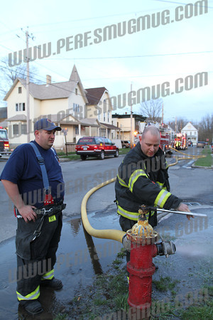 Amsterdam Fire, Structure Fire, 307 Grand St, 4-9-2012