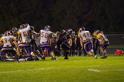 Badger football v. Elkhorn