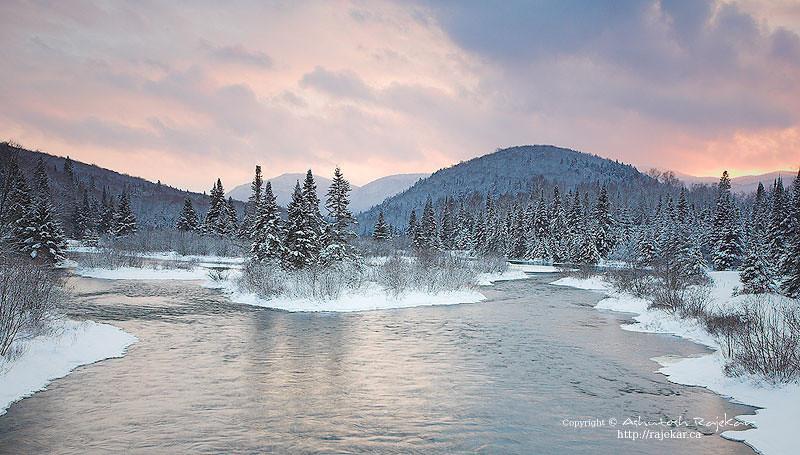 Rivière du Diable (Parc National du Mont-Tremblant)