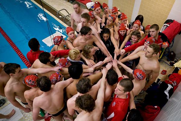 Swimming Group November 13, 2010
