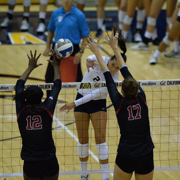 2016-09 CAL VB vs Stanford