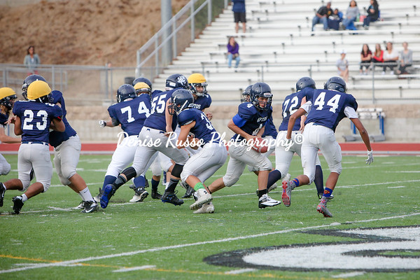 2015 Scrimmage Back To School: All