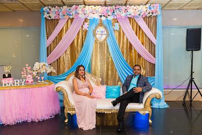 Rupali & Rocky Babyshower