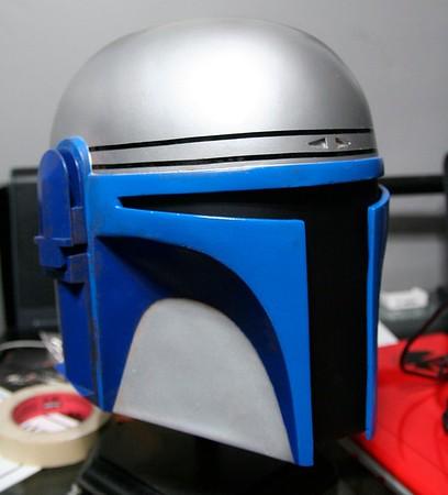 Jango Helmet