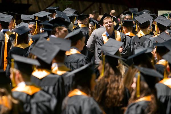 2019 Traverse City Central Graduation