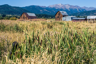 Wallowa Barns