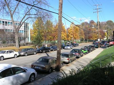 October 31: Campus and Schenley