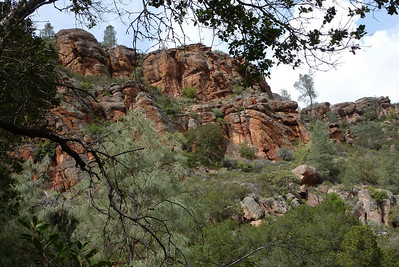 Pinnacles Moses Spring Trail March 2011