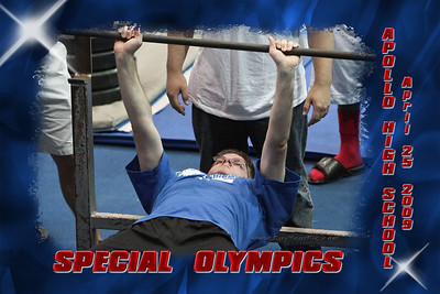 2009-04-25 Special Olympics at Apollo Templates