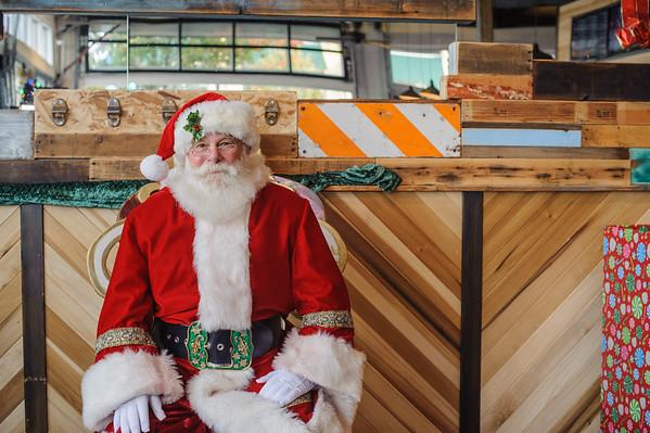 Waypoint Santa Photos 2014