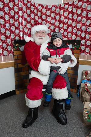 Klamath Falls National Guard 2013 Christmas Party