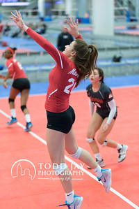 Volleyball JVA Rock and Rumble