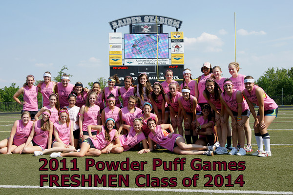 2011 Powder Puff Game