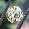 2.13ct Old European Cut Diamond , GIA Q/R VS2 0