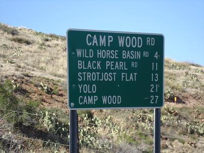 Campwood area rides