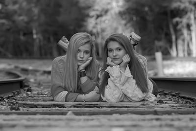 Alaura & Brooke's Shoot '18