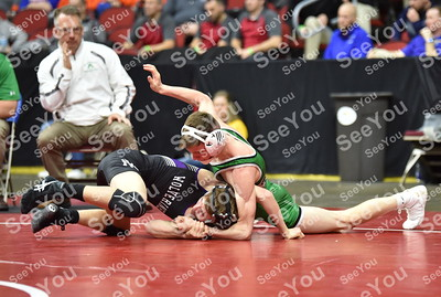 2019 State Wrestling Friday: 1A Consolation