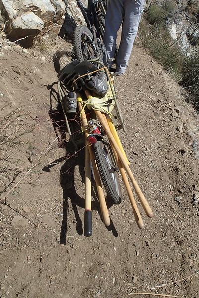 20140316045-Strawberry Peak Trailwork