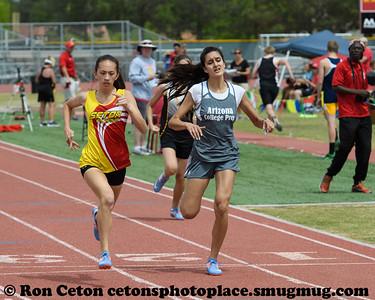 2017 Sentinel Invite Girls 400m