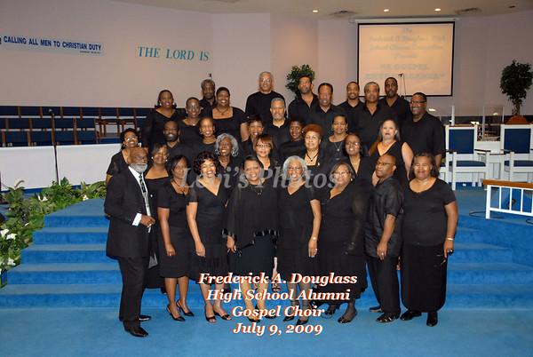 Frederick A. Douglass High Gospel Extravaganza