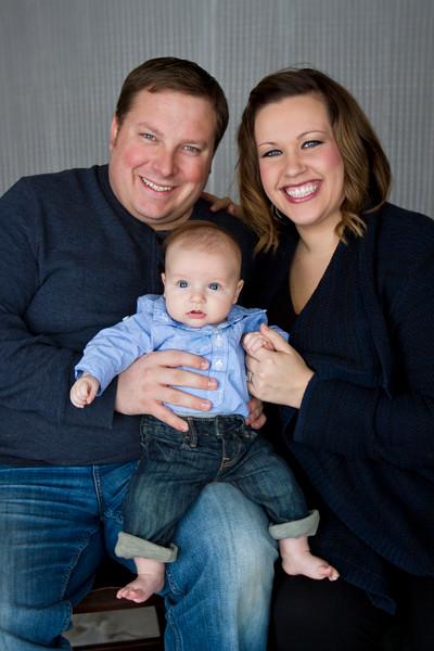 Miller Family photo Nov 2014