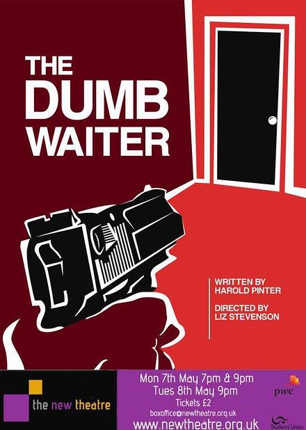 The Dumb Waiter poster