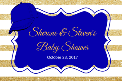 Sherone & Steven's Shower