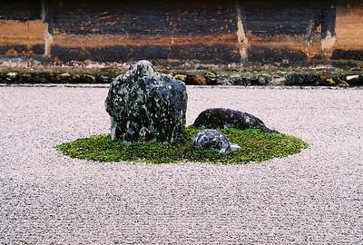 Ryoanji Temple / Zen Garden (Kyoto)