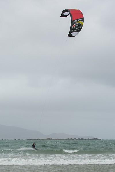 20160325 Kite Boarders at Lyall Bay, Wellington _MG_2332