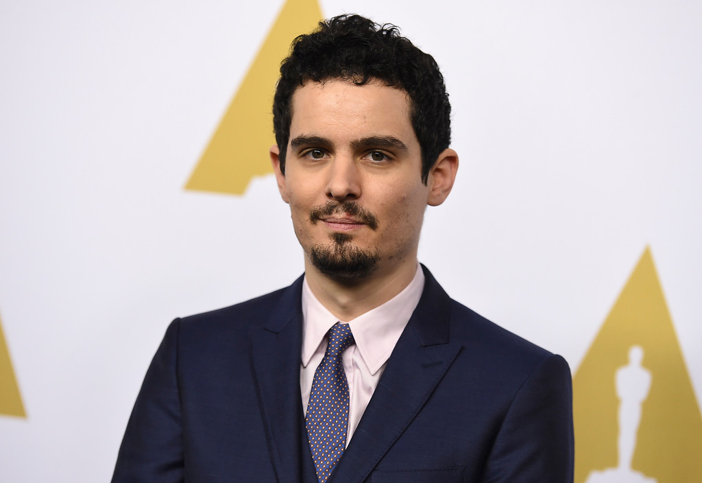 . Damien Chazelle arrives at the 89th Academy Awards Nominees Luncheon at The Beverly Hilton Hotel on Monday, Feb. 6, 2017, in Beverly Hills, Calif. (Photo by Jordan Strauss/Invision/AP)