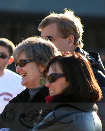 Davidson Lax Fans & Family