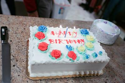 Baptism Celebration 12-04-2016