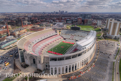 OHIO STADIUM -The Shoe! - Columbus, Ohio