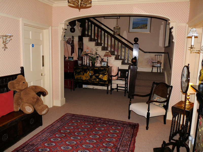 Old Vicarage Entryway