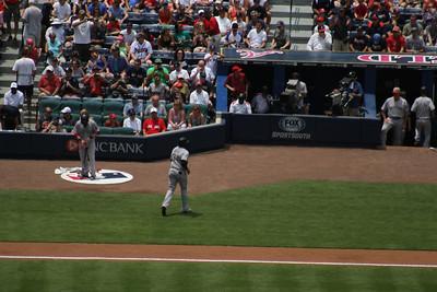 Boston vs Braves  - 26 May 2014