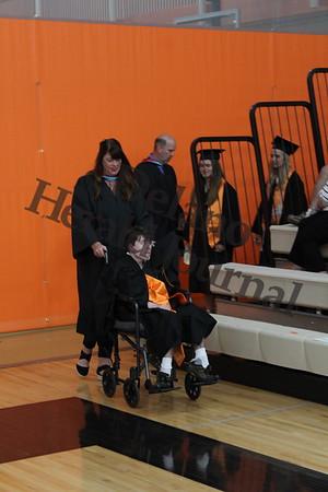 2021 Delano High School commencement