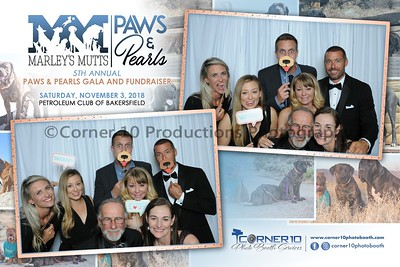 Marley's Mutts 5th Annual Paws & Pearls Gala and Fundraiser