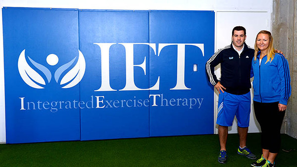 IET, Integrated Exercise Therapy