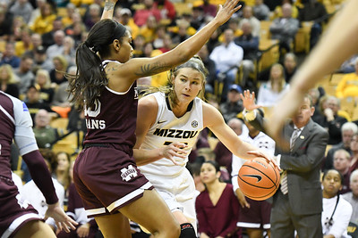 Basketball - Mizzou 2017-18 - Mississippi State