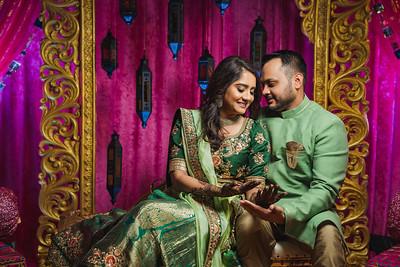 Radhika & Nimesh Pre-Events