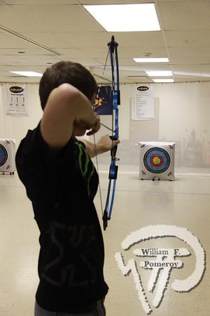 CAPE COD BIBLE ALLIANCE — indoor archery ● Brewster, MA12 . 30 - 2010