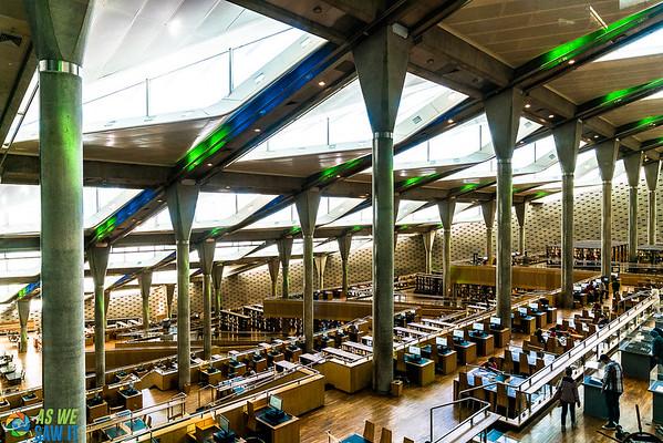 Bibliotheca of Alexandra