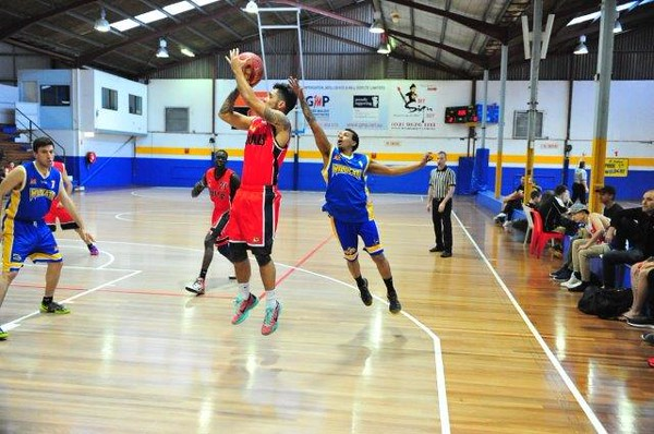 Parramatta Wildcats vs Central Bulls 19-9-15